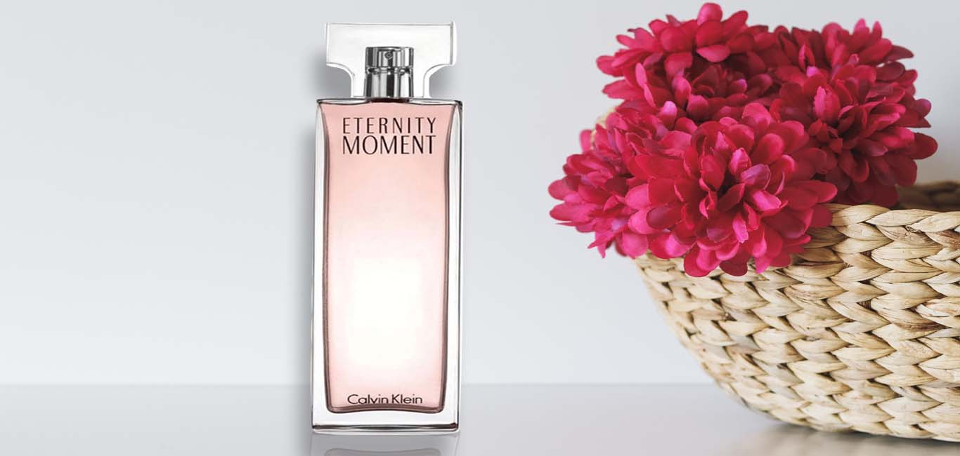 Eternity Moment, una fragranza pulita ed innocente