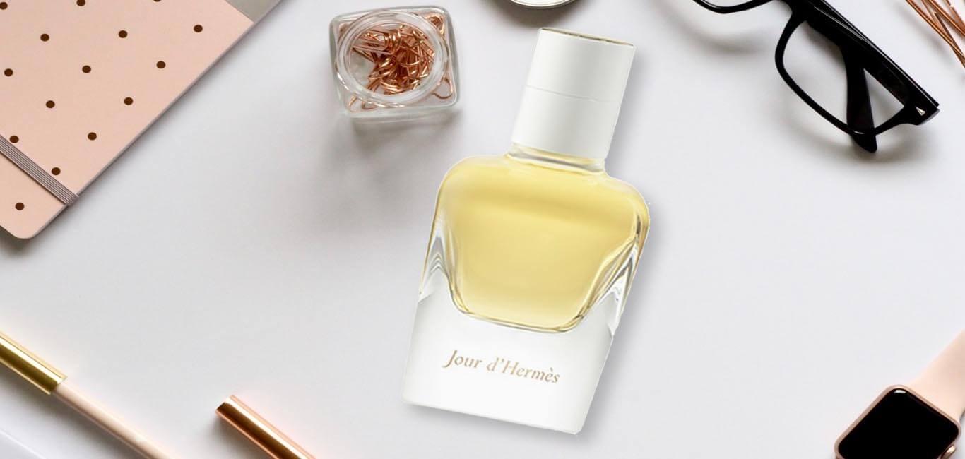 Il profumo da donna Jour d'Hermes