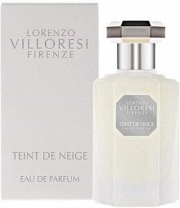 Lorenzo villoresi teint de neige profumo