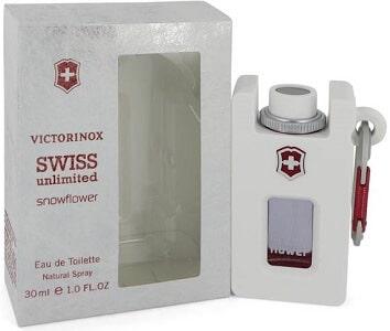 Victorinox Swiss Unlimited Snowflower profumo